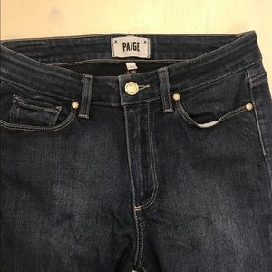 """Paige """"Hoxton"""" Ultra skinny jeans, size 27"""